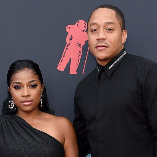 She Said Yes! Toya Wright And Robert 'Red' Rushing Are Engaged