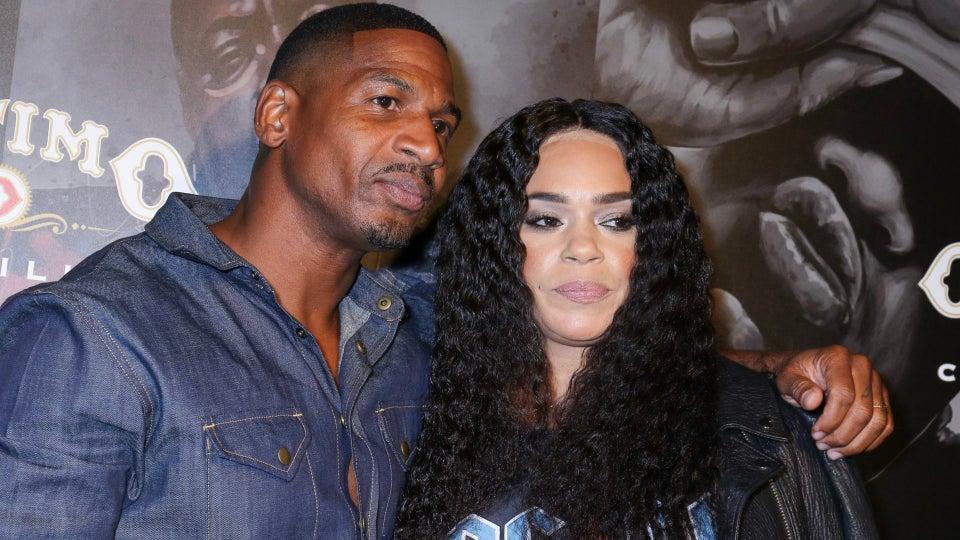 Faith Evans Appreciates Husband Stevie J's Support Raising Her Autistic Son