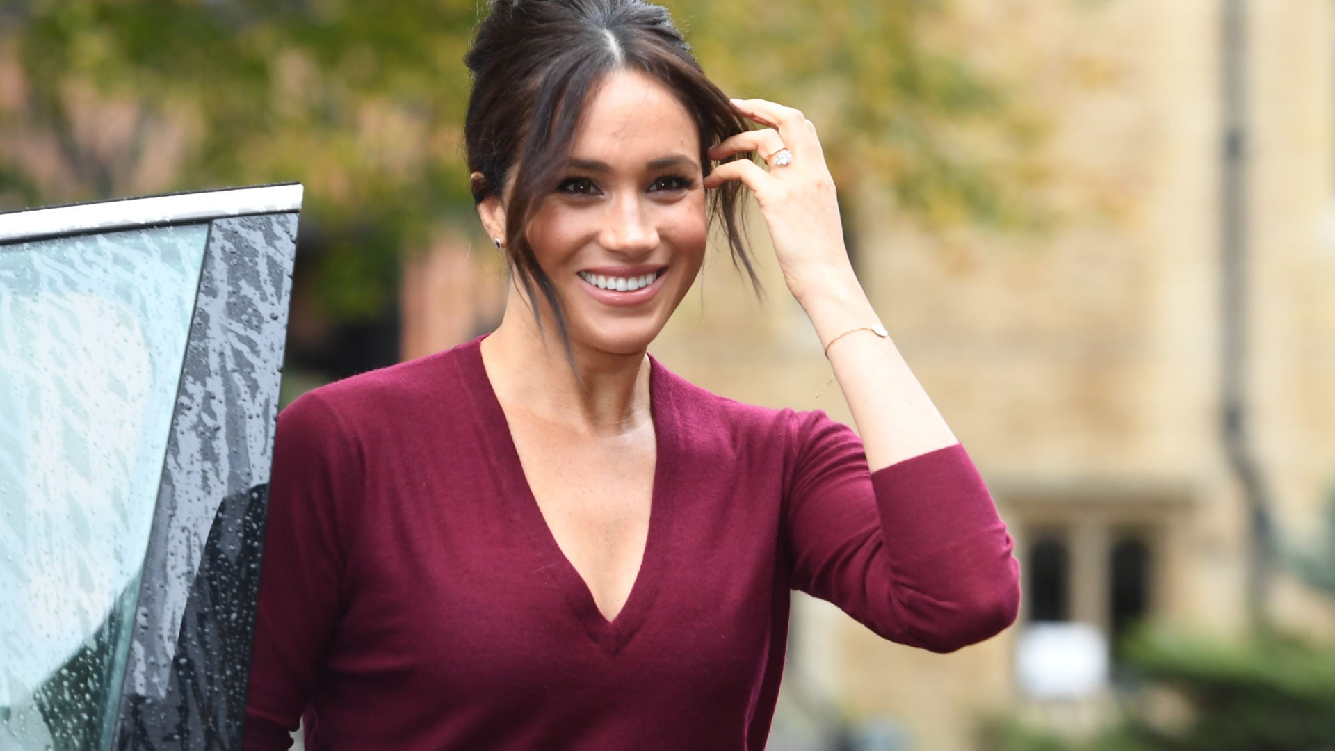 Trump Says He Can 'Understand' Why Meghan Markle Takes The Press 'Personally'