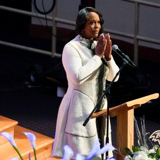 Maya Rockeymoore Cummings To Run For Late Husband's Seat