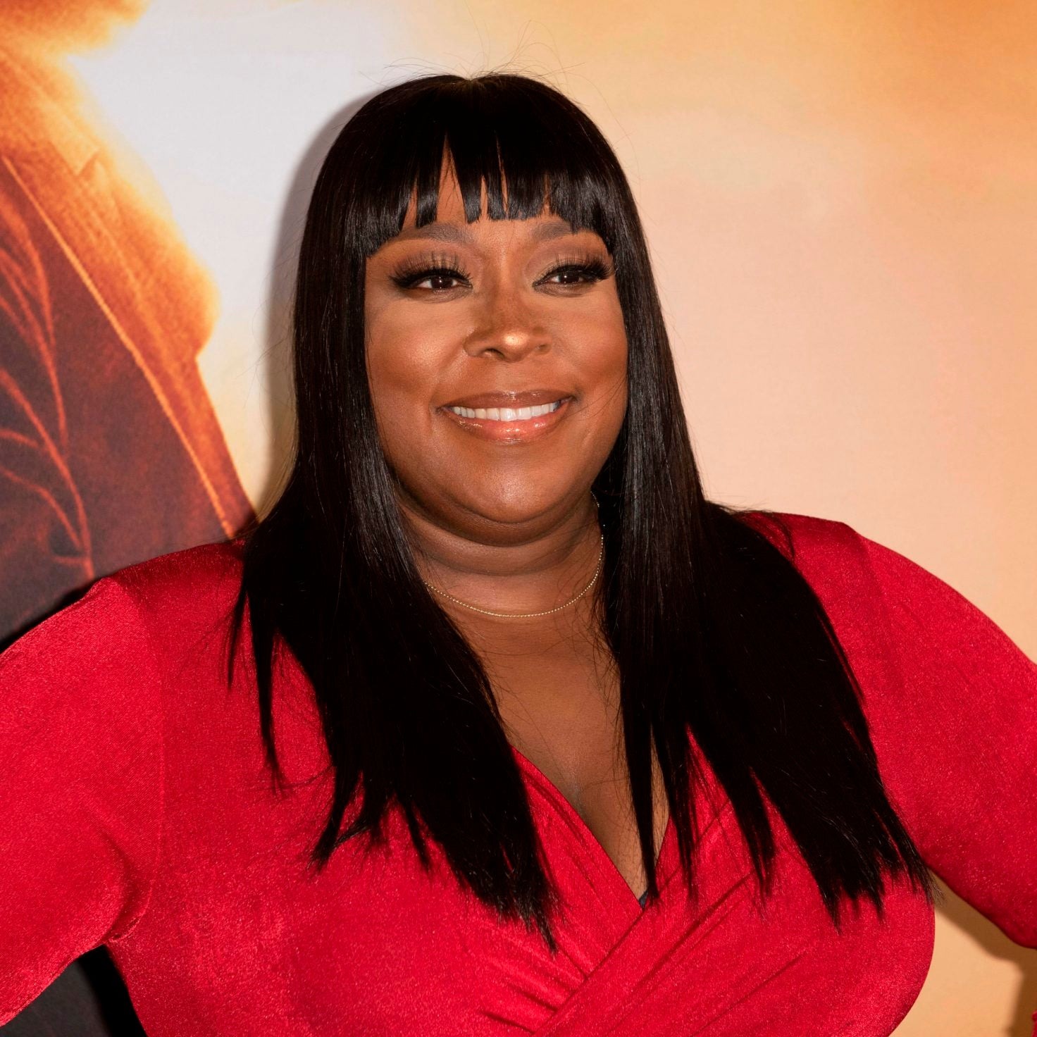 Loni Love Gets Emotional Encouraging Women To 'Take A Chance' On Love