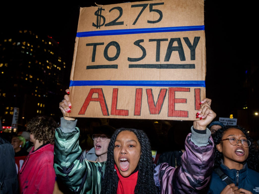 Does The NYPD Have Nothing Better To Do Than Point Guns At Black Kids Over $2.75?