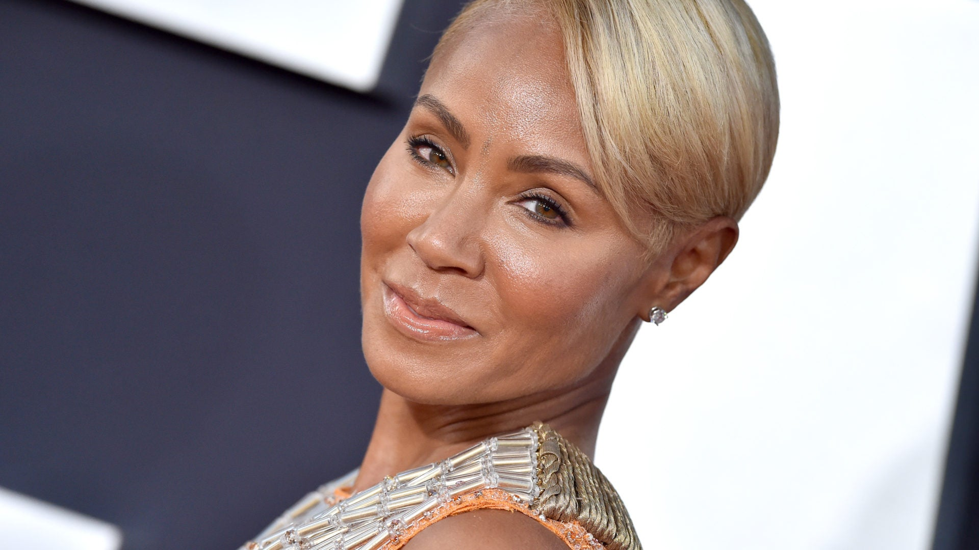 Jada Pinkett Smith Created A Safe Space With 'Red Table Talk'
