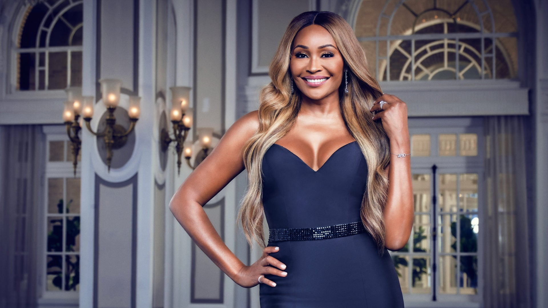 Cynthia Bailey Talks Marrying Mike Hill, Being A Non-Traditional Bride