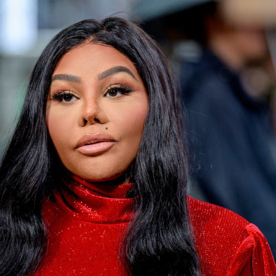 Lil Kim Mourns The Loss Of Her Father Linwood Jones