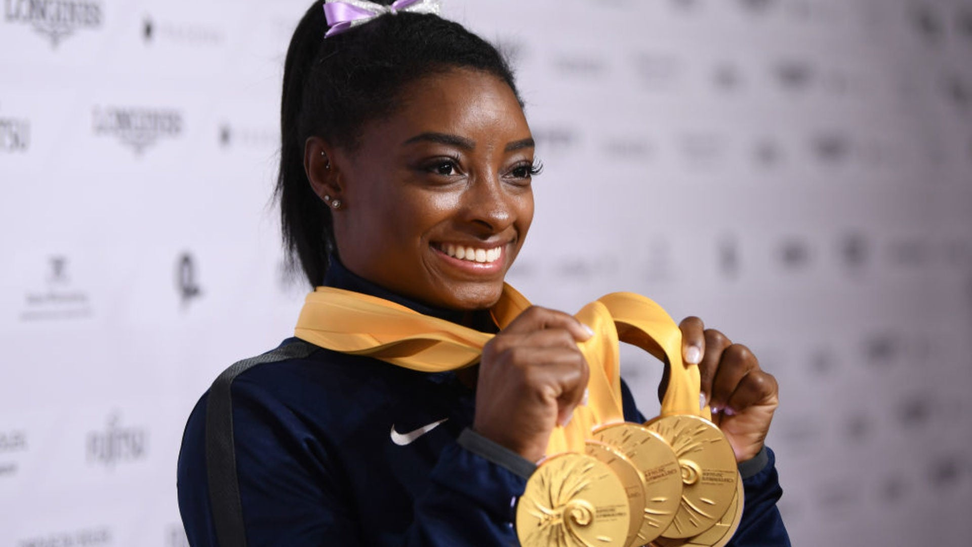 Simone Biles Named Olympic Female Athlete of the Year By Team USA