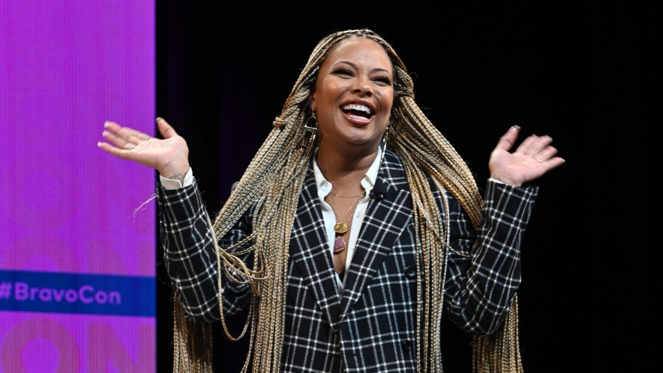 'Real Housewives Of Atlanta' Star Eva Marcille Glows Just Weeks After Giving Birth To Her Third Child