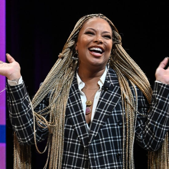 Eva Marcille Is Glowing And Gorgeous Just Weeks After Giving Birth