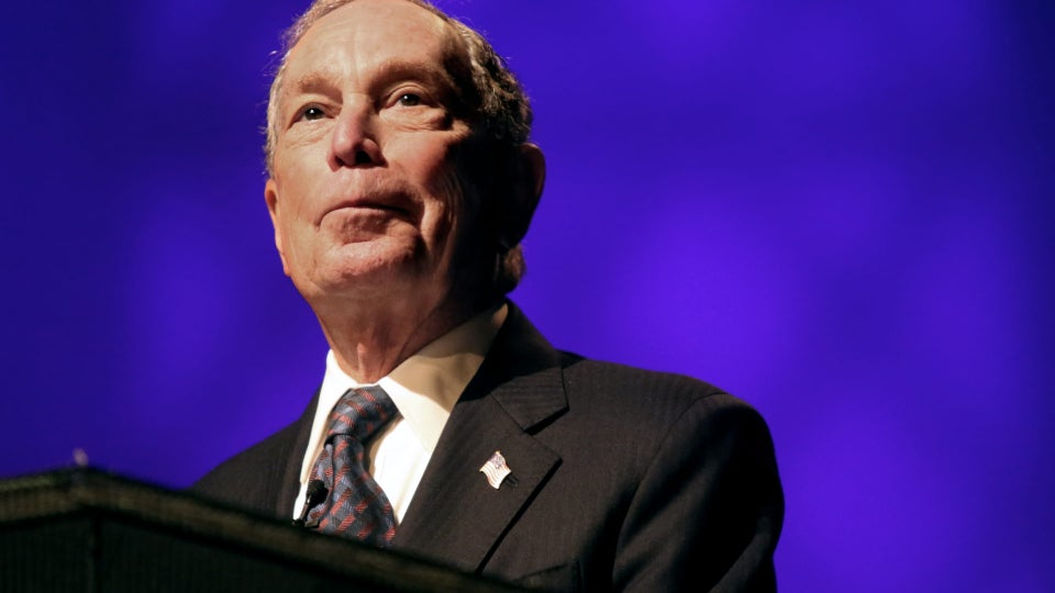 Michael Bloomberg And His Campaign Ads Are Tiring