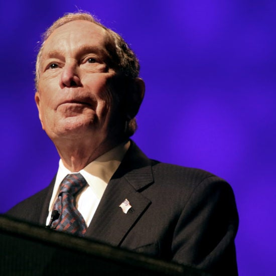 Michael Bloomberg Apologizes For Previous Support Of 'Stop-And-Frisk'