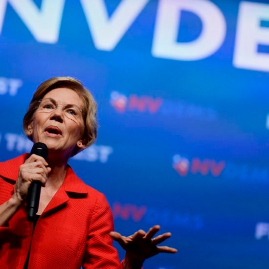 Elizabeth Warren On Marijuana: 'Legalize It'