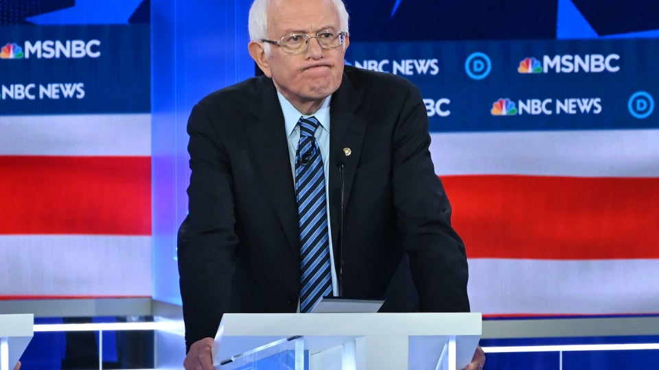 Bernie Sanders Leads New National Poll By Double Digits