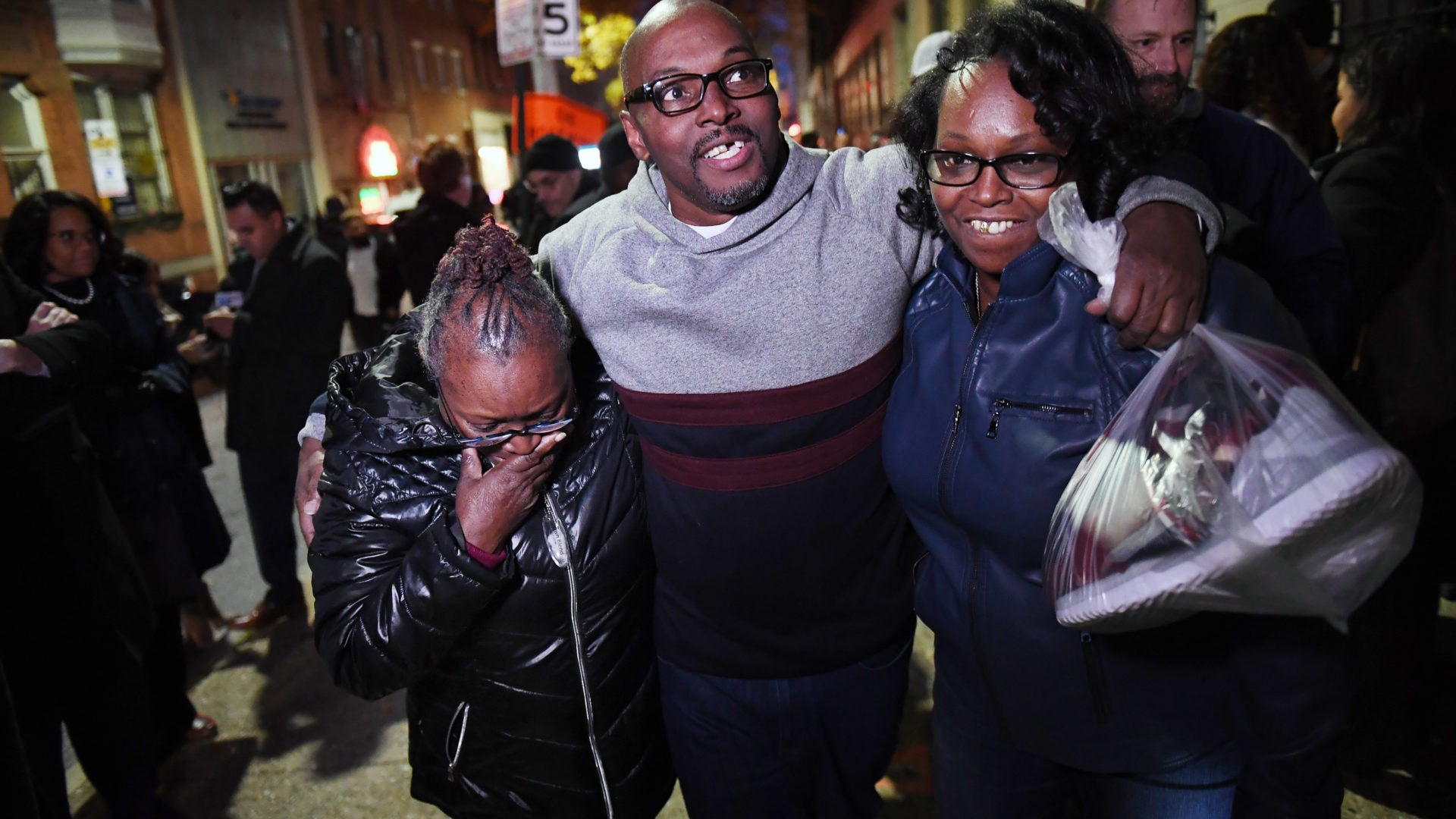 Baltimore Men Exonerated After 36 Years Behind Bars