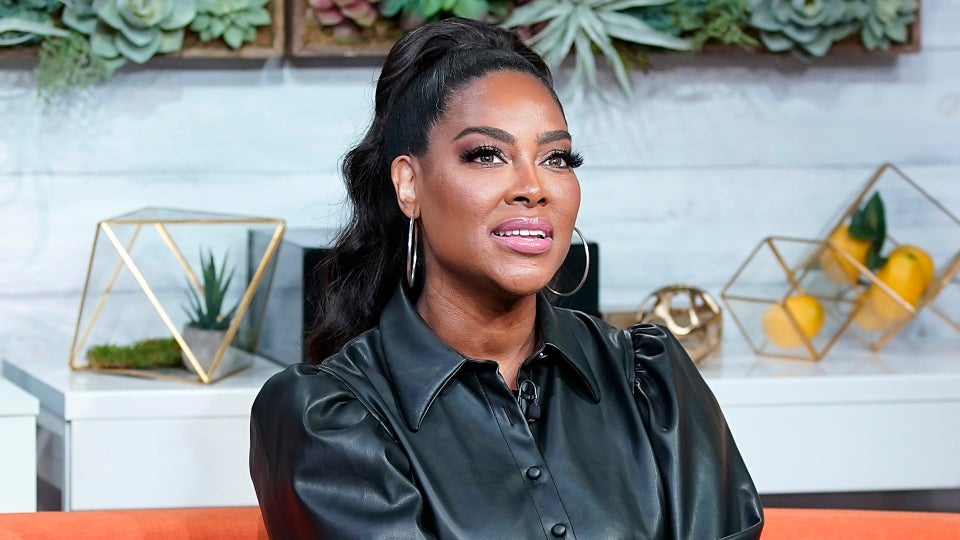 Kenya Moore Reveals She And Marc Daly Spent Their Two-Year Wedding Anniversary Apart