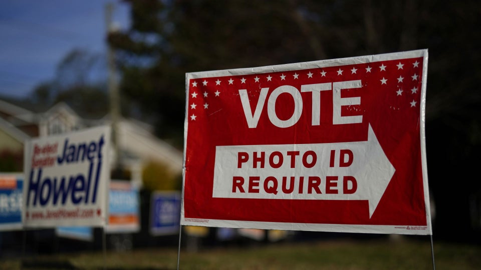 Judge To Temporarily Block NC Voter ID Law