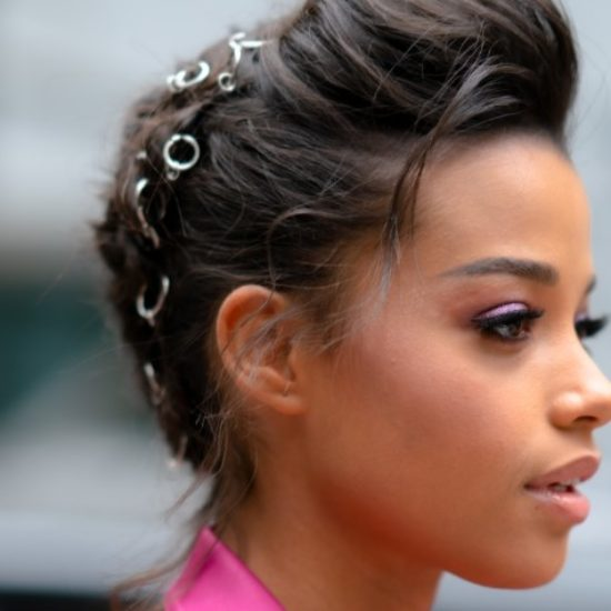 Hair Rings Are The Only Jewelry You Need This Season