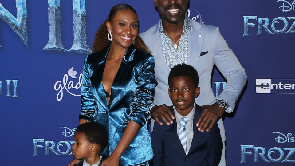 Sterling K. Brown's Son Was 'Traumatized' By His Character's Death In 'Black Panther'