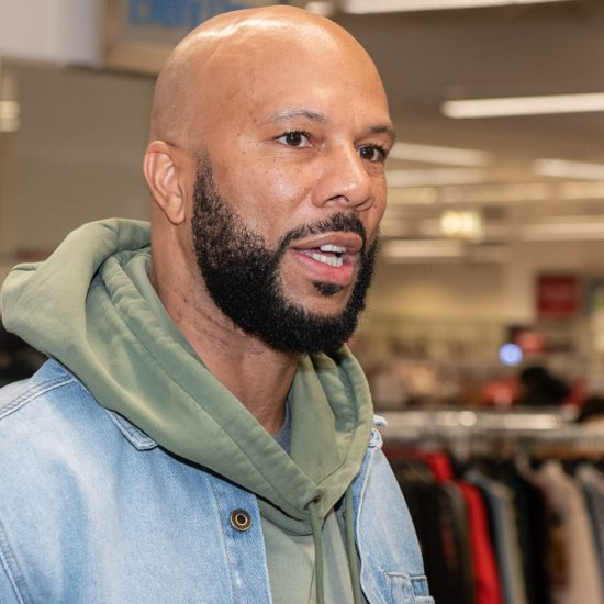 Common Partners With Burlington To Give Coats Away For The Holidays