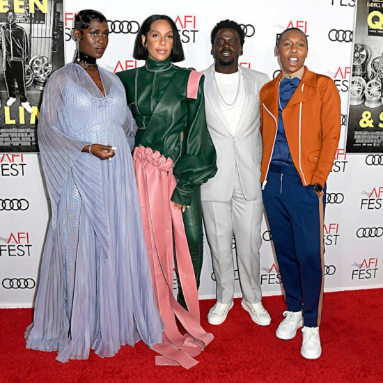 The Premiere Of 'Queen & Slim' Was A Major Star-Studded Event