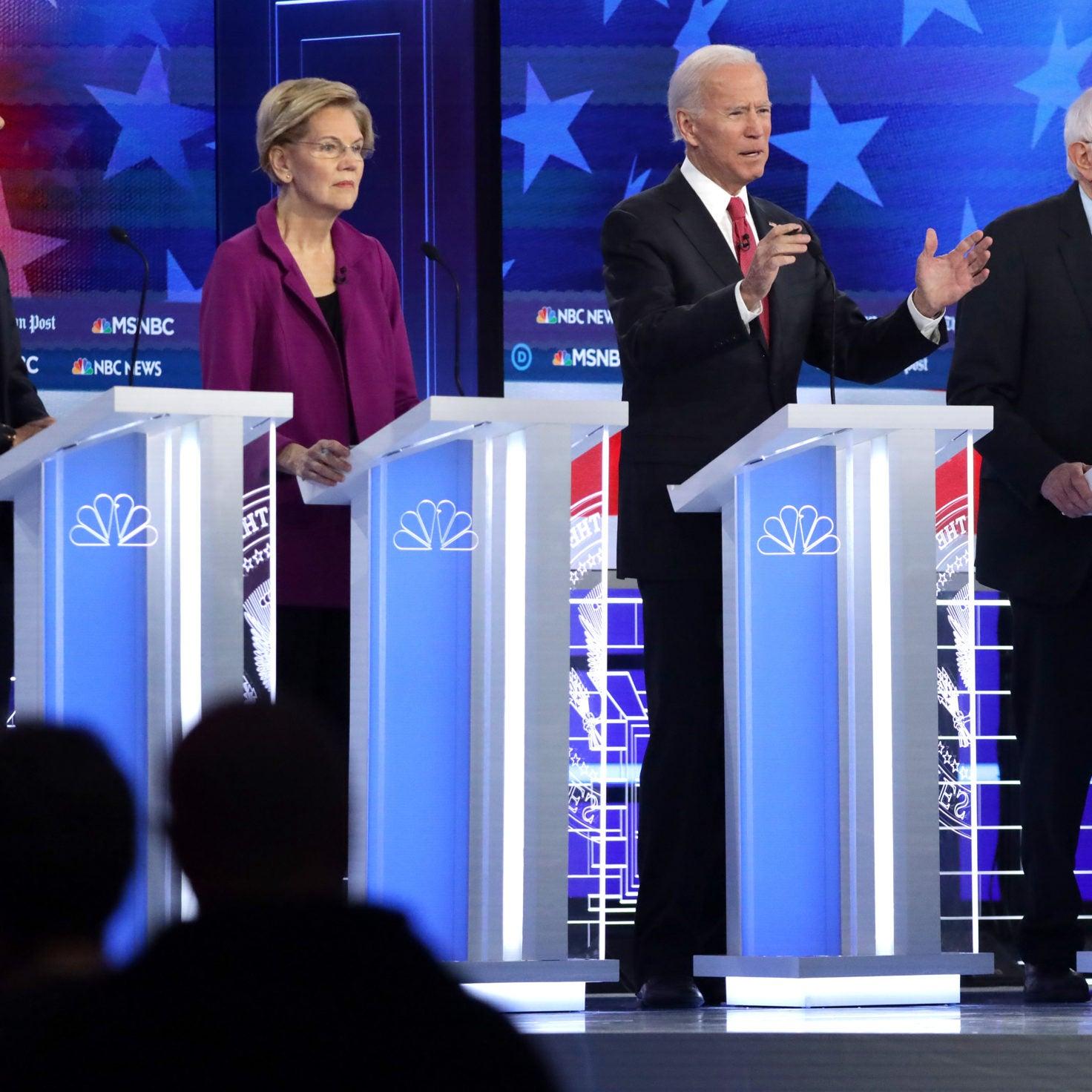 Elizabeth Warren Plummets In New National Poll, Biden Regains Lead