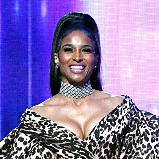 Here's All Of Ciara's Looks From The American Music Awards