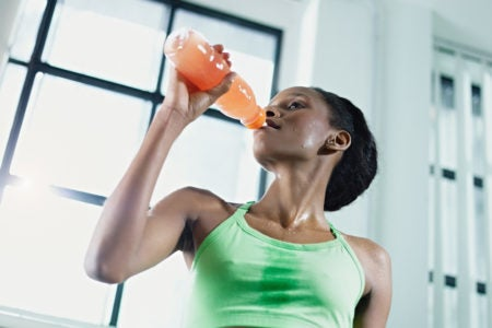 These 5 Sports Drinks Will Keep You Hydrated All Winter Long