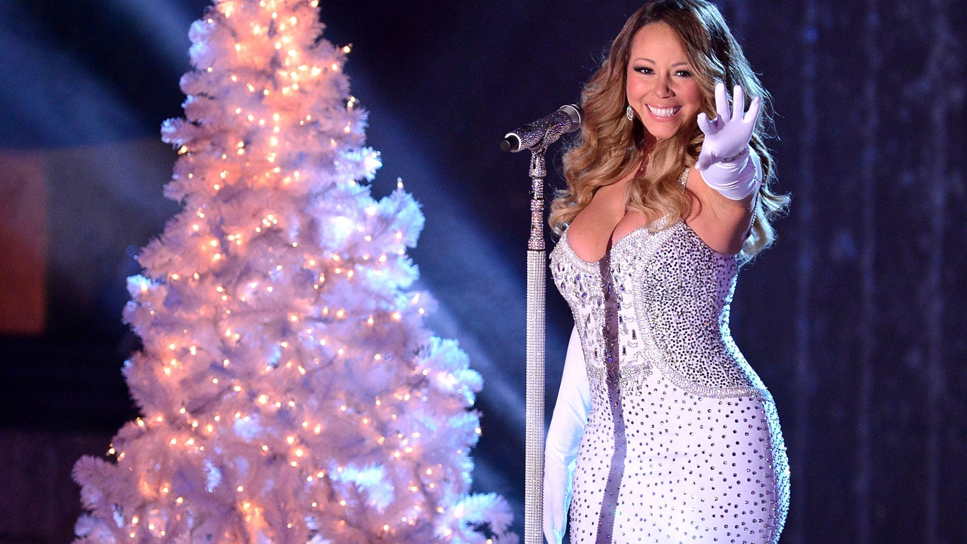 Halloween just ended. Mariah Carey says 'It's time' for Christmas
