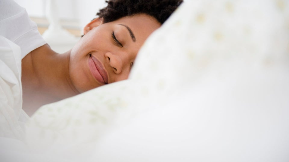 There Are Many Health Benefits To Getting A Good Night's Sleep — Here's How To Get More Of It