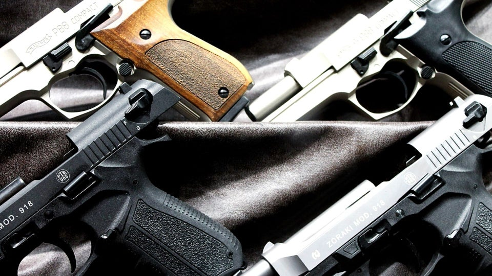 Two California Cops Found Guilty Of Illegal Gun Dealing