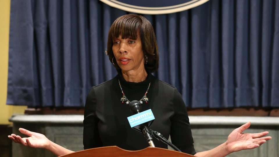 Former Baltimore Mayor Catherine Pugh Charged With Wire Fraud, Tax Evasion