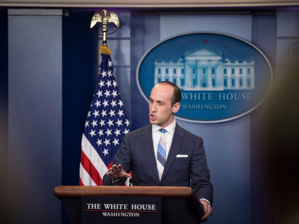 Democrats Push For Stephen Miller's Resignation After Solid Proof Of His White Nationalism Surfaces
