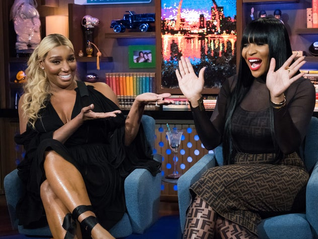 'Real Housewives' Stars Nene Leakes And Marlo Hampton Test Their Black Culture Trivia