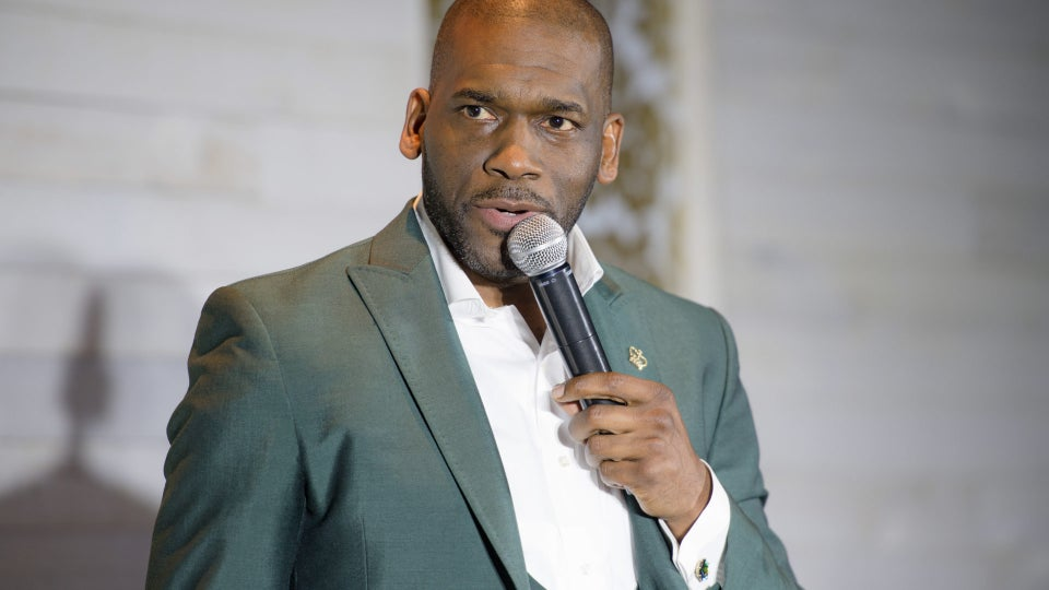 The Hypocrisy In Jamal Bryant's Condemnation Of Kanye West