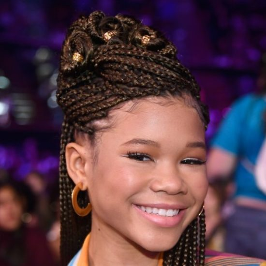 5 Cool Ways To Style Your Box Braids For Holiday Parties