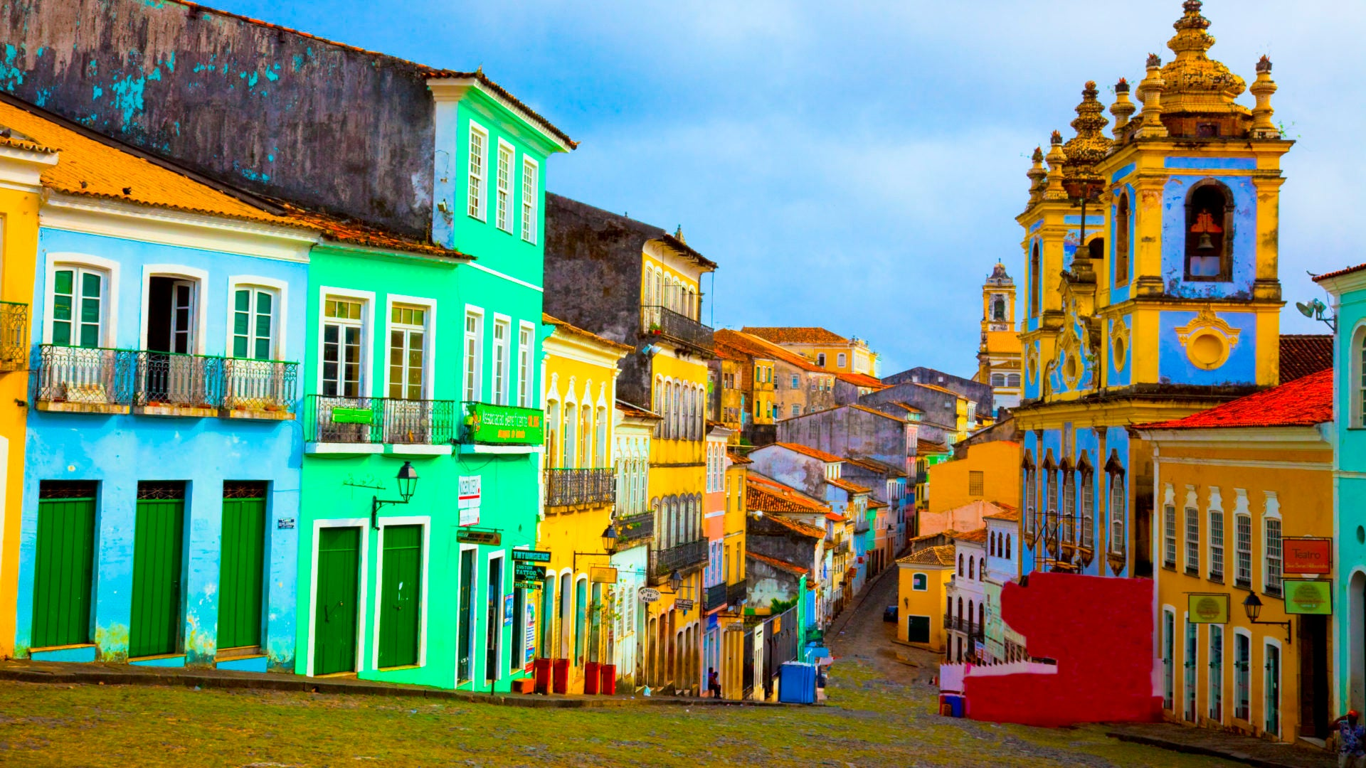 Get Lost: Our News & Politics Director  Takes a Quick Jaunt to Brazil