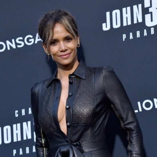 Halle Berry Shows Off Rock Solid Abs In Anticipation Of Her New Film