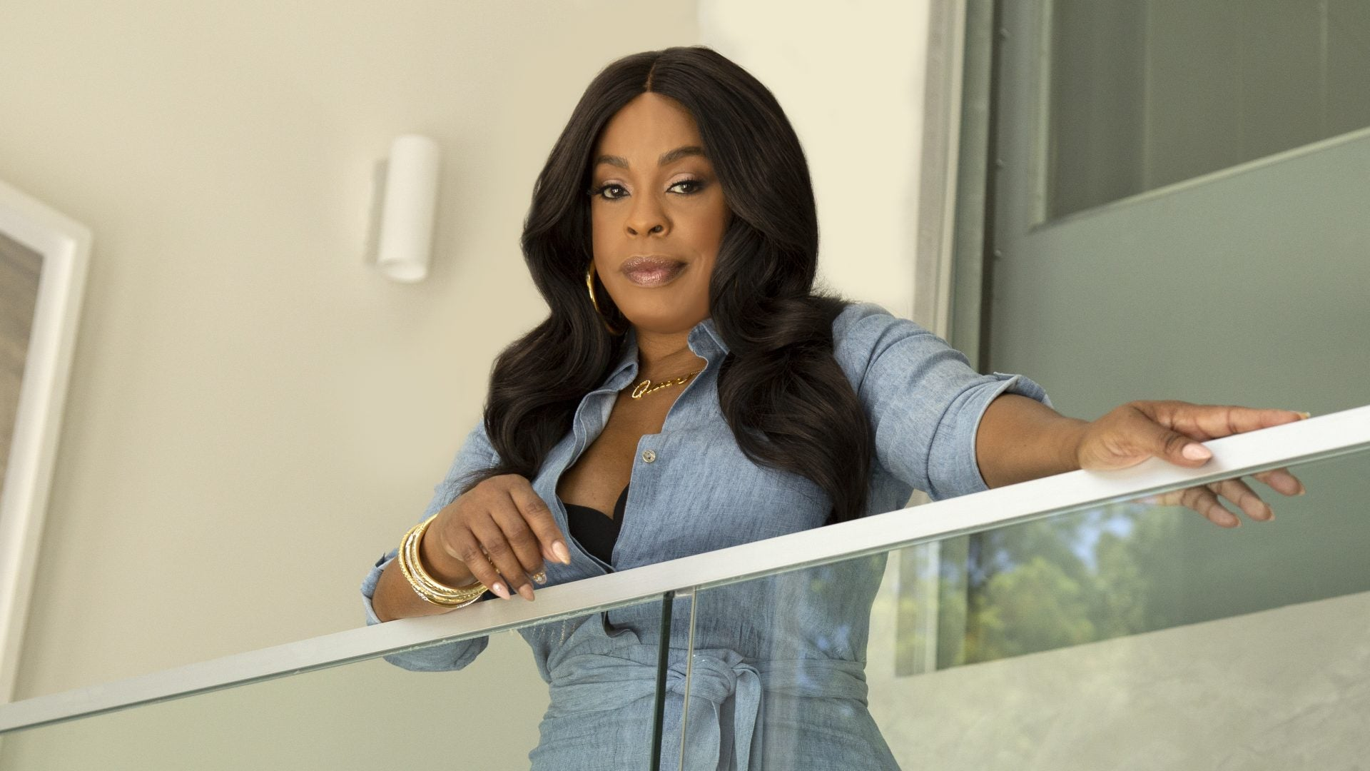 Niecy Nash Witnessed Her Mother's Domestic Violence Incident As A Child