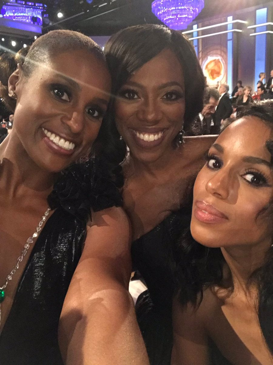 Kerry Washington Announces She's Directing An Episode Of 'Insecure' In Hilarious Video With Issa Rae