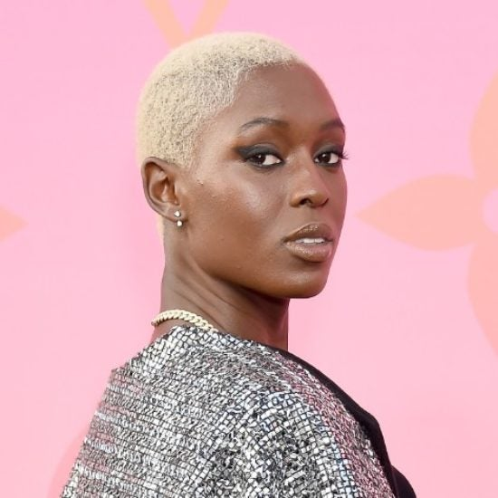 Jodie Turner-Smith Gave Us A Week Of Covetable Hair And Makeup