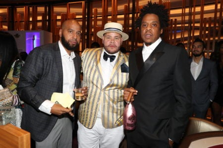 Jay-Z Hosts Inaugural Shawn Carter Foundation Gala…And It Was Star-Studded!
