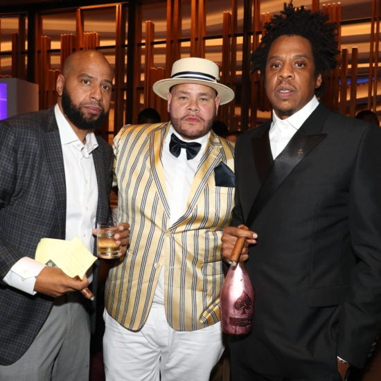 Jay-Z Hosts Inaugural Shawn Carter Foundation Gala...And It Was Star-Studded!