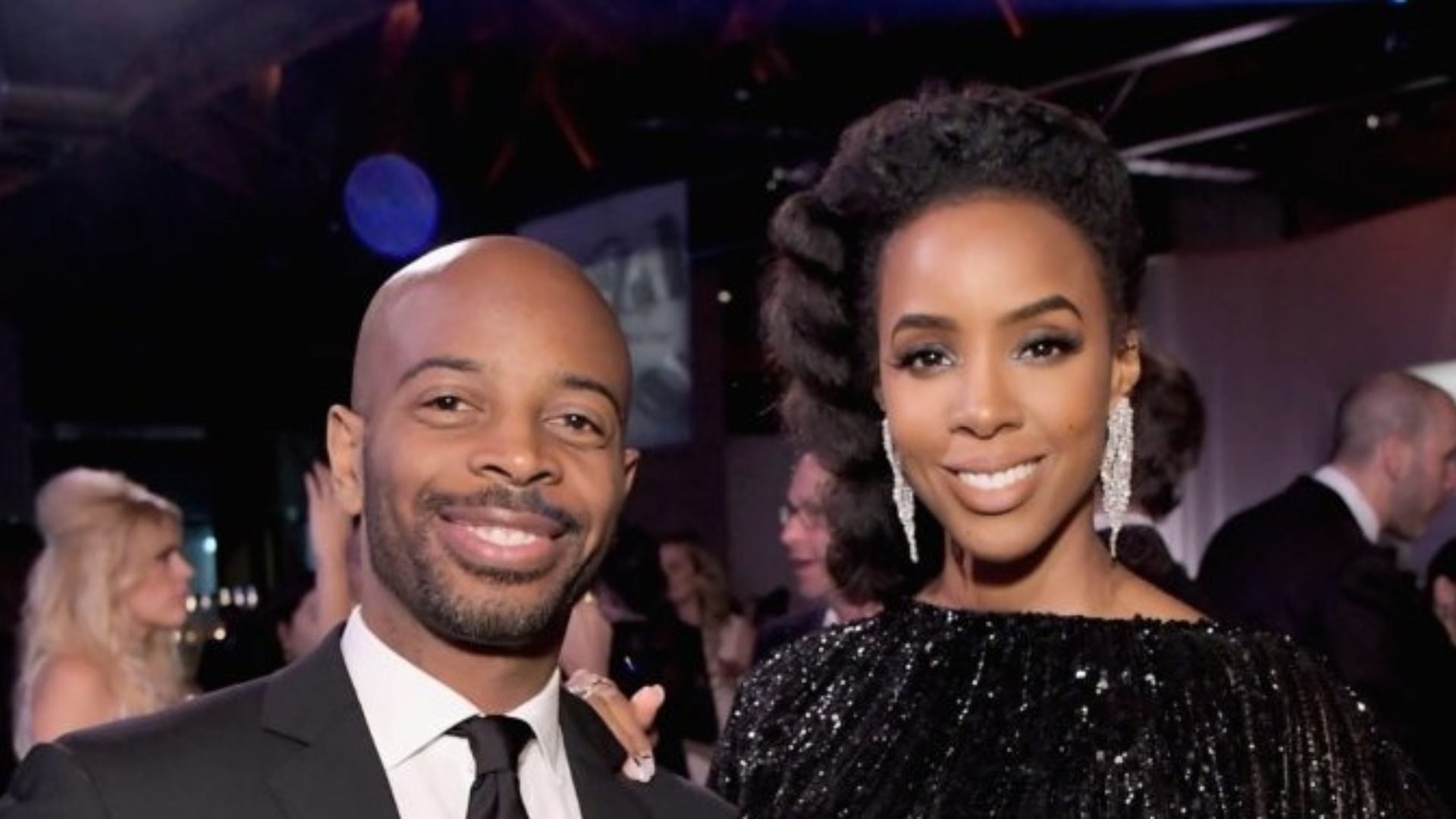 Kelly Rowland's Christmas Movie Was Inspired By Her Own Holiday 'Catastrophe'
