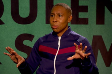 "Lena Waithe Reveals ""Not A Single Note From A White Person Was Taken"" For 'Queen & Slim'"