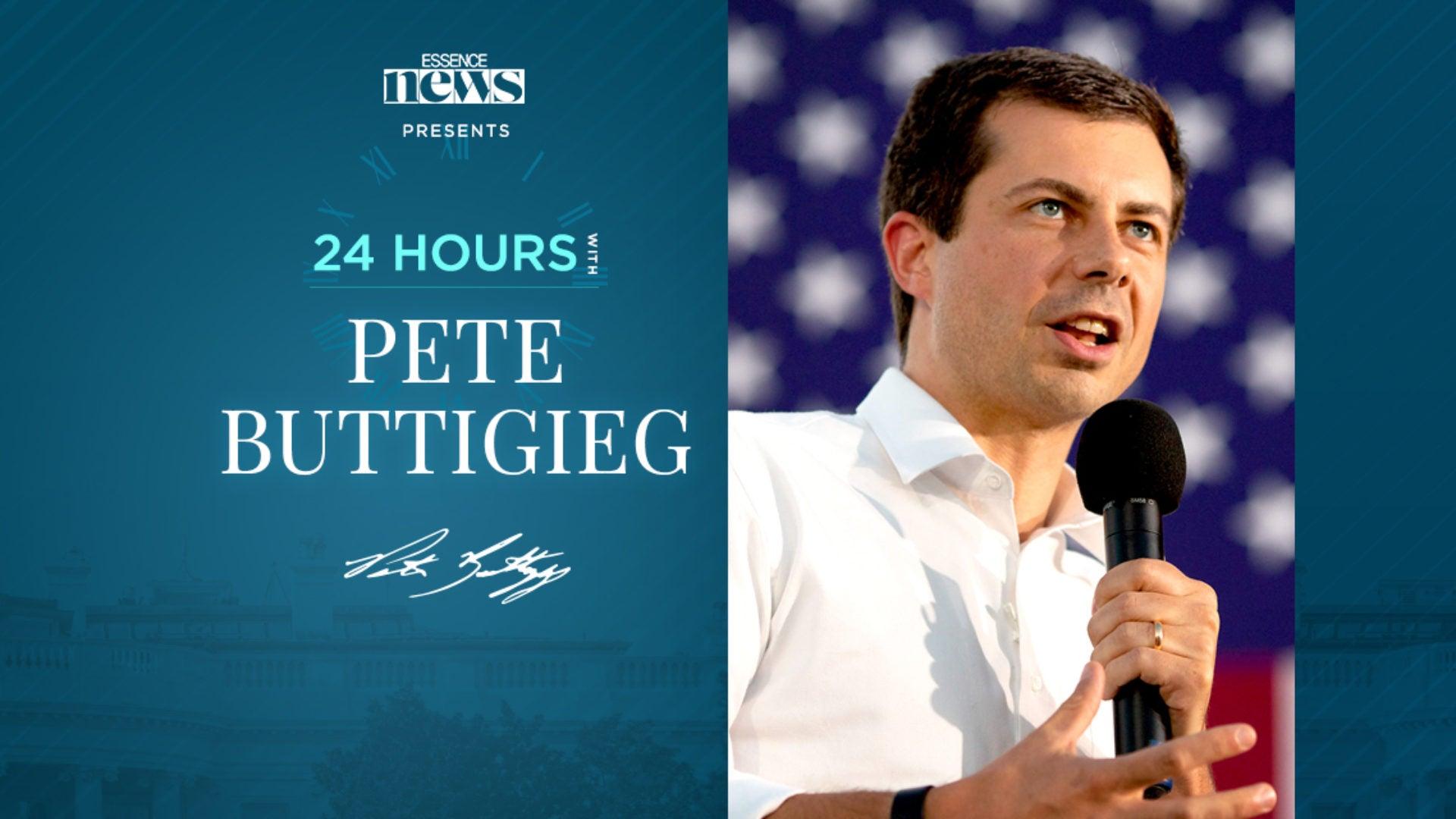 24 Hours With: Pete Buttigieg