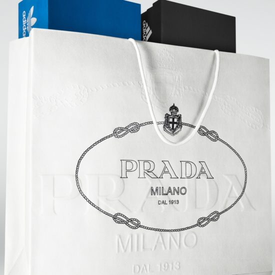Prada And Adidas Announce A Joint Partnership