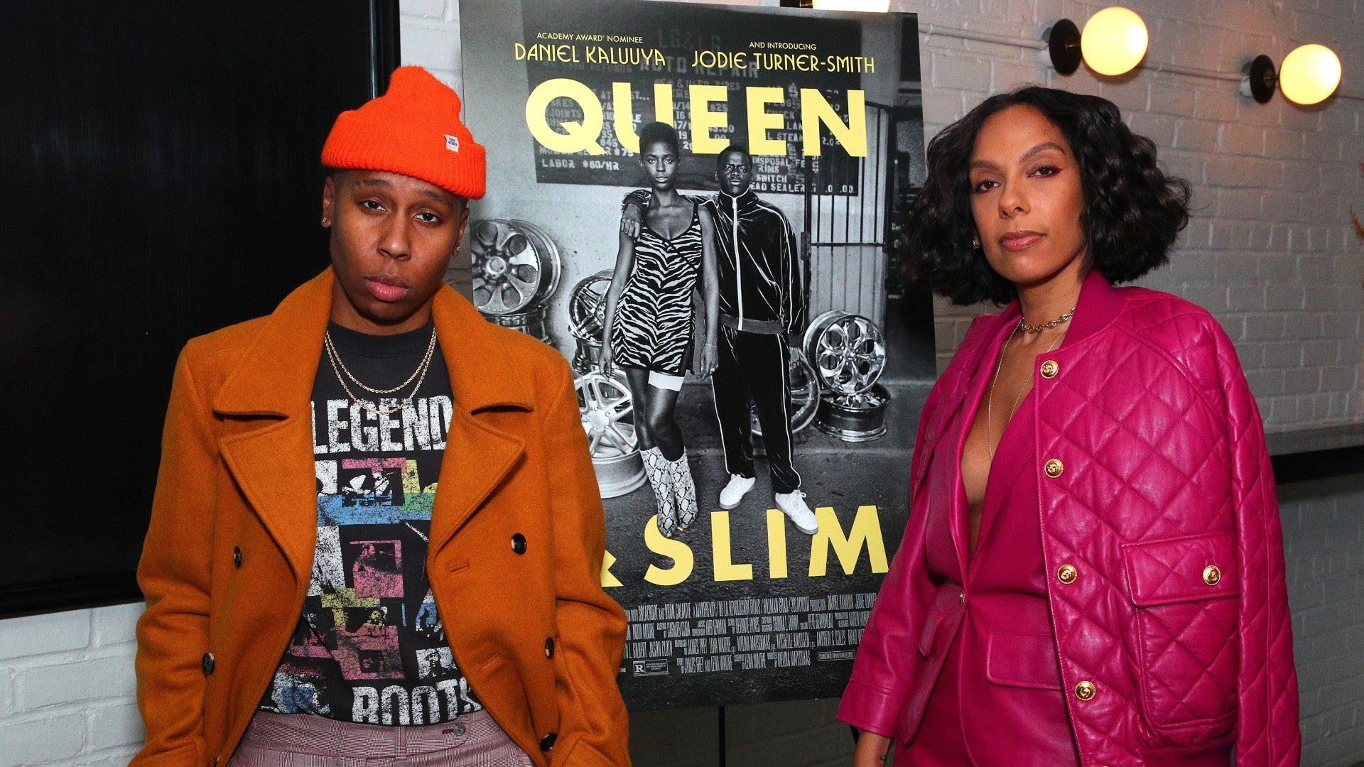 Celebrities Praise Photo From Hair Scene In 'Queen & Slim'