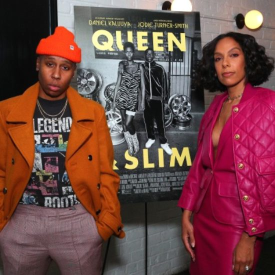 Celebrities Are Moved By A Beautiful Still From A Hair Scene In 'Queen & Slim'