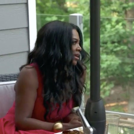Kenya Moore And Cynthia Bailey Square Off In New 'RHOA' Teaser
