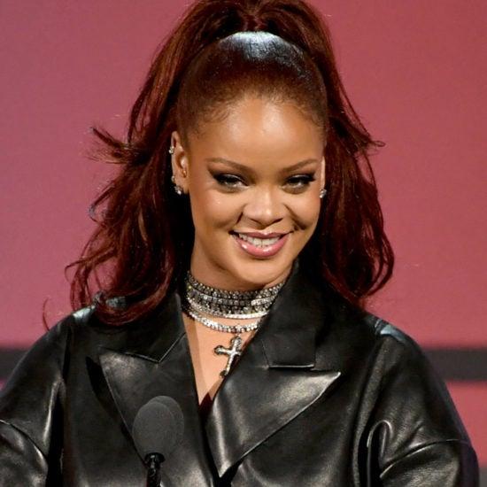 Rihanna To Be Honored With President's Award At NAACP Image Awards