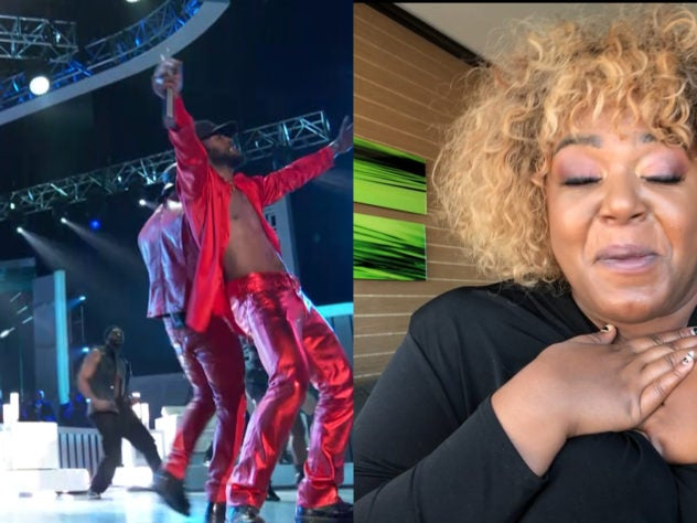 Watch The OverExplainer React To The Best Moments From The 2019 Soul Train Awards
